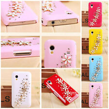 luxury DIAMOND bling Clover CASE COVER FR SAMSUNG GALAXY ace  s5830/s5830i  skin