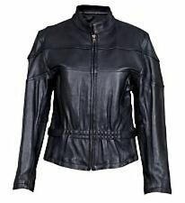 A2140 Ladies vented jacket with full side zipout liner, Elastic front and back