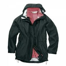 Craghoppers Madigan 3 in 1 Womens Jacket - Black/Geranium Red