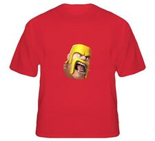 Clash of Clans Barbarian iPhone App Game T Shirt