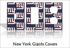 New York Giants Light Switch Covers Football NFL Home Decor Outlet