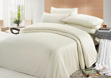 Egyptian Cotton Collection 1000+ Sheet Set 5 Sizes 8 Colours Available