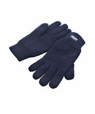 Result Classic Fully Lined Thinsulate Gloves All Sizes