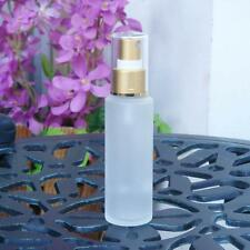 50ml Frosted Glass Bottle Atomizer Perfume Spray /20mm Free Shipping (1-12pcs)