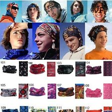Cycling Bike Bicycle Outdoor Sport Turban Magic Headband Veil Multi Head Scarf