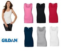 Gildan Women's Tank Top All Colours & Sizes