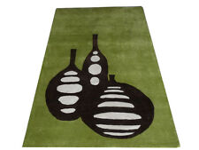Indian Hand Tufted Modern Designer Wool Carpet Area Rugs Alfombras Teppich Hali