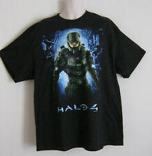 Halo 4 Master Chief Men's T-Shirt New with Tags, NWT, Video Game L-,2XL