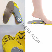 FULL Length Orthotics, Insole, Flat feet, Arch, Knee, Hip Bunions and hammer toe