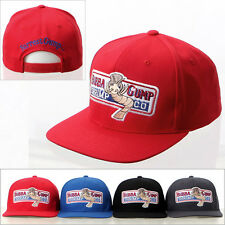 (AU) NEW Bubba Gump Shrimp CO Hat Forrest Gump Costume Embroidered Snapback Cap