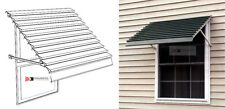 """Closed Panel Aluminum Window Awnings - 10 Awning Colors in Sizes 36"""" to 96"""""""