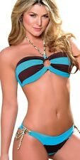 Corpo Women's 2 Piece High Quality Fashion Colombian Swimwear SLCP9140