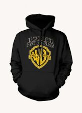 If you see da' police warn a brother - WB funny hoodie New S-XL sweatshirt