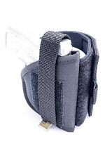 Ruger LCP with Crimson Trace   Outbags Nylon Neoprene Ankle Holster. MADE IN USA