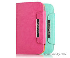 KALAIDENG PU Leather Flip Wallet Cover Case for OPPO Find5 X909
