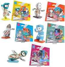 Official London 2012 Olympic Mascot Wenlock Collectable Mini Sports Figures