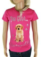 RRP£19.99 NEW ♥ GIRLS NINTENDOGS PINK T-SHIRT AGE 5-6 & 9-10 YEARS TOP DOGS