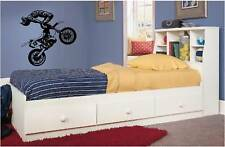 Dirt Bike- Xtreme sports motocross large wall decal boys bedroom