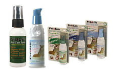 PetzLife Oral Care Gel or Spray - Eliminate Tartar & Plaque Build Up - Effective