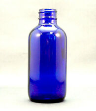 BOSTON ROUND COBALT BLUE GLASS BOTTLES Choose Size and Quantity* free shipping*