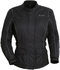 *Free 2-Day Shipping* TOURMASTER  Womans Motive (Black/Black)  Jacket
