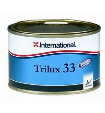 International Trilux 33 Antifouling Boat Marine Paint 375ml - Colours Available