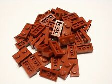 New Lego 1x2 Plate in groups of 25, 50, 200 (Choose your Color) 3023