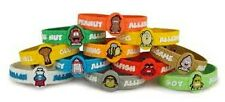 ALLERMATES CHILDREN'S ALLERGY ID WRISTBAND/ MEDICAL ALERT BRACELET!!