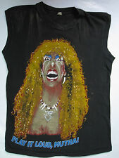 Twisted Sister - Stay Hungry  Tour '84  Rare Vintage  T-shirt