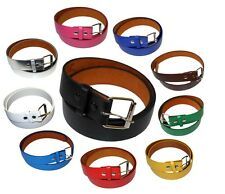 Wholesale Clearance Liquidation PU Leather Colors Unisex Belts - FREE SHIPPING!