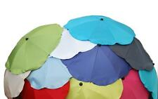 Baby Pram Pushchair Parasol Protect from Sun Rain Umbrella Shade Canopy