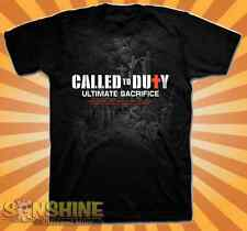 NEW CALLED TO DUTY ULTIMATE SACRIFICE CHRISTIAN T-SHIRT by KERUSSO