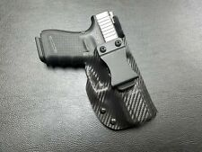 Gunner's Custom Holster Glock IWB CCW Concealment Holster  FOMI clip kydex NEW