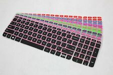 Color Keyboard Skin Cover Protector For HP ENVY 15 15t 15z with Numeric keypad
