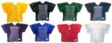 Football Practice Jersey Over Shoulder Pads V Neck Mesh Mens Russell Athletic
