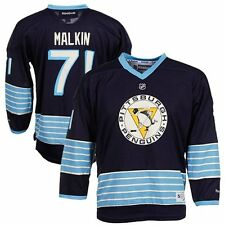 New Reebok Evgeni Malkin # 71 Pittsburgh Penguins Youth Replica Alternate Jersey