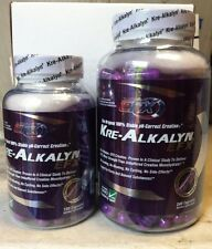 ALL AMERICAN EFX KRE-ALKALYN EFX CREATINE CHOOSE 120 or 240 caps FREE SHIPPING
