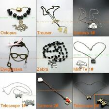Retro Cute Lovely Sweater Necklace Chain Style Jewelery Lovers Couples Gift New