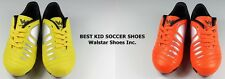 New Walstar outdoor Soccer Futsal Shoes Juniors Kids Mu Striker Kid Cleats