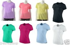 New NIKE Challenger Dri-FIT Performance Mesh Tee Top Various Colors Sizes NWT