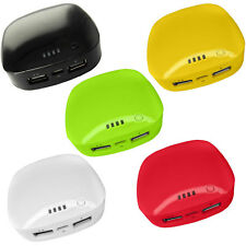 6000mah USB LED Power Bank Portable Battery Pack for Samsung iPhone HTC LG LOT