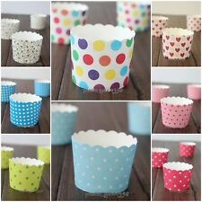 50 pcs set- Muffin Cake Baking Paper Cup Cake Tray DIY Tool Party Wedding