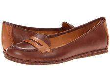 Naturalizer NAYA Women's DEBBIE Size 8.5 M Shoes COFFEE/BRNDY Leather L2202