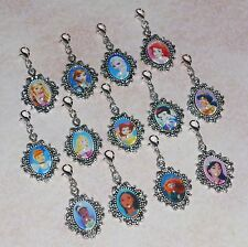 The Princess Collection Character Charms ***Buy 2 Get 1 Free!*** Elsa, Ariel +