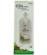 NEW Aluminum Co2 Bottles 0.5L to 2,0L 4 different models for ISTA CO2 systems