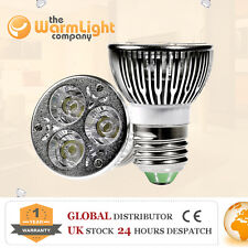 Dimmable E27 ES Edison Screw LED Spotlight Downlight Light Lamp 3W 6W 9W 12W 15W
