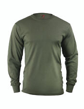 60118 Olive Drab Tactical Long Sleeve Military T-Shirt