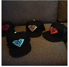 Diamond Supply Co Brilliant Mesh Hat in Black/Orange or Black/Gold RARE Limited