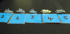 Spare Monopoly BOAT/SHIP TOKEN playing piece various styles vintage & modern