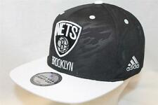 Brooklyn Nets Snapback Hat Cap Official NBA Draft Cap On Court Ball Boy Cap